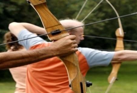 Teamdag op de Veluwe - e-chopper tocht en Boerenbuitenspelen