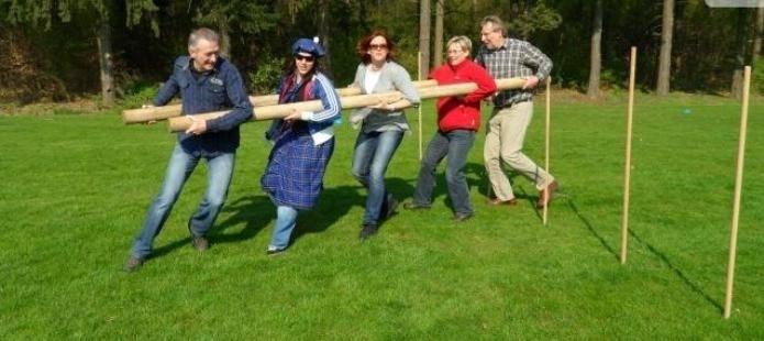 Natuurlijk vergaderen en teambuilden – Van samen werken naar samenwerken!