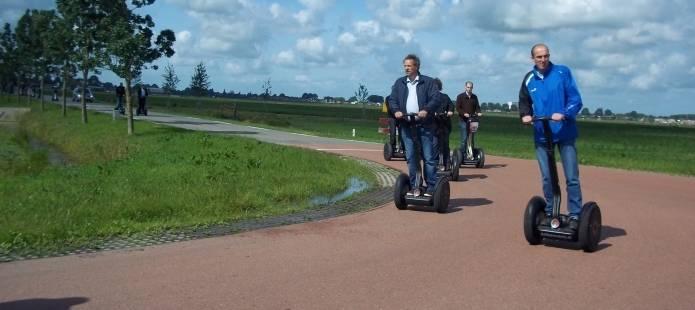Duurzaam Vergaderen met spectaculaire Segway & Airwheel Workshop