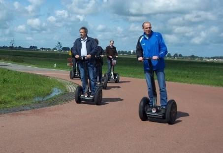 Duurzaam Vergaderen met spectaculaire Segway & Airwheel Workshop
