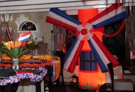 Ik Hou van Holland themafeest in Twente