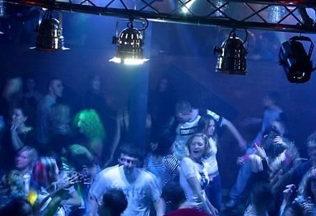 Feestavond The Club met diverse thema's