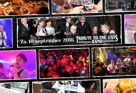 Tribute to the Cats Band - Avondje uit en Overnachten in Noord-Holland