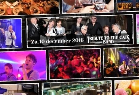 Tribute to the Cats Band - Avondje uit en Overnachten in Nieuwegein