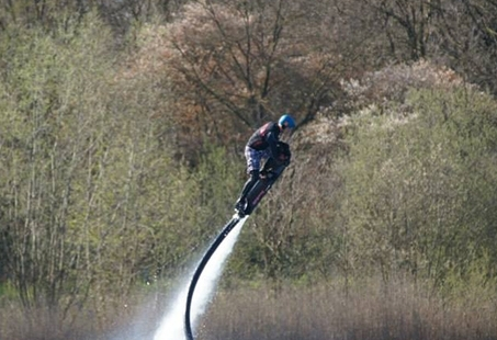 Hoverboarden op het lageveld in Twente