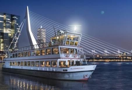 Rotterdam by Night - Ervaar de Havenstad vanaf het Water