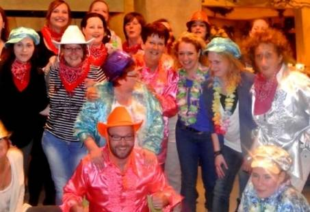 Dicso the right way met de Workshop Disco Dansen