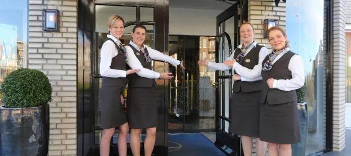 Welkom in uw hotel in Noordwijk