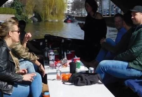 Pannenkoeken eten en varen door Den Haag - Leuk dagje uit met familie en vrienden