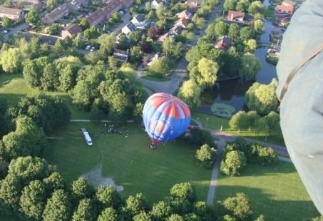 Vroege Vogel Ballonvaart Ticket