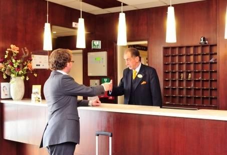Tulip Inn Hilversum lobby