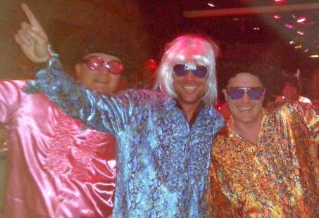 Disco Party workshop