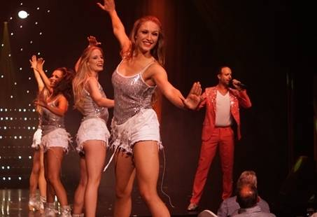Spectaculaire Dinnershow Holland goes Vegas