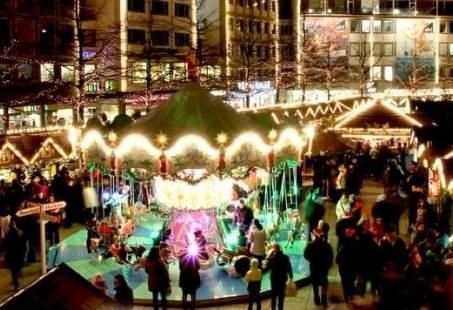 Kerstmarktarrangement in Zuid-Limburg