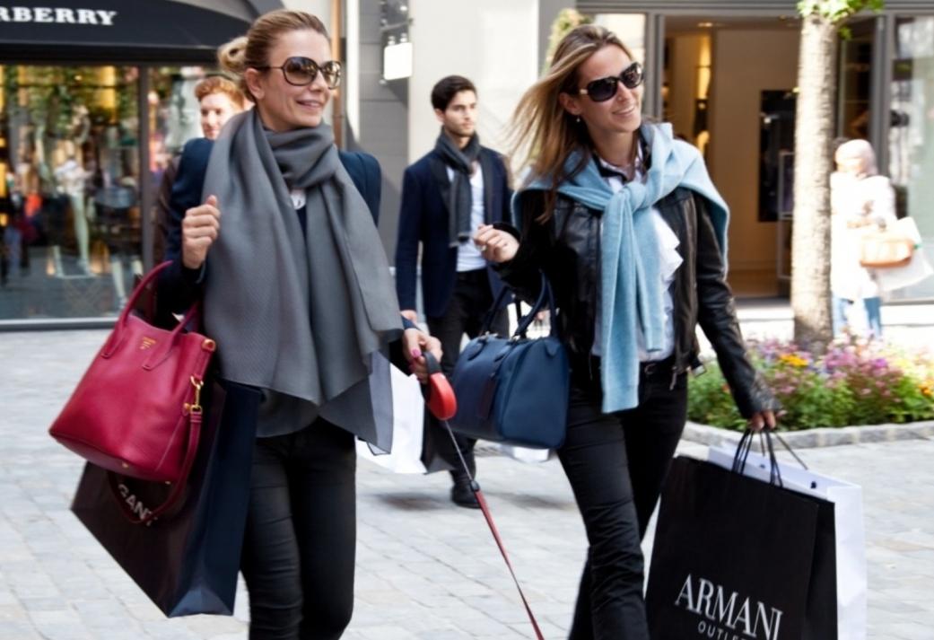 Vriendinnen Shopping Arrangement - tot 70% korting in Roermond!