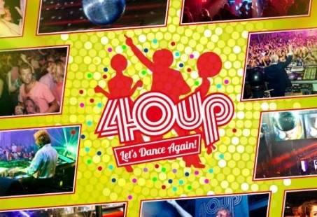 Uniek dansfeest voor veertigplussers - 40UP