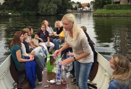 Dinner Cruise - Culinair groepsuitje op het water in Zwolle