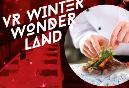 Winter Wonderland show in Amsterdam