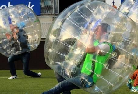 Bubbel Voetbal Kyocera