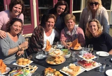 3-daags Vriendinnenweekend op de Veluwe met Escaperoom, Scooteren en High tea