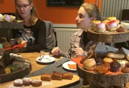 Escape Room met High Tea op de Veluwe - Vriendinnen dagje uit