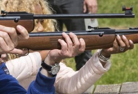 Schiet uitje in Gelderland - Handboog-, kruisboog- of luchtbuksschieten