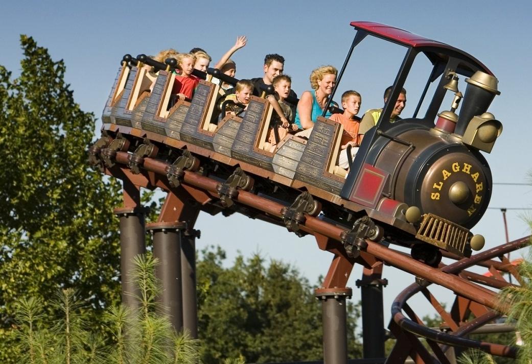 Op stap met de kids - 3 daags arrangement met toegang tot Attractiepark Slagharen