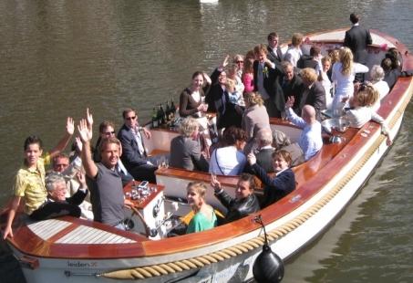 Rondvaart door Leiden - Ontdek Leiden vanaf het water