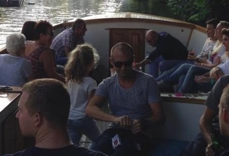 Stadswandeling en Rondvaart - Te voet en te vaart door Leiden