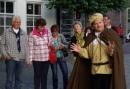 Verrassend en historisch groepsuitje in Leiden - Stadswandeling met Rembrandt verhalenverteller