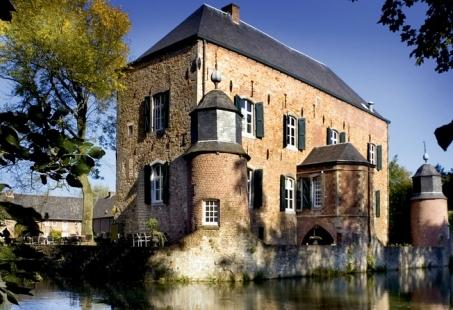 Prachtig kasteel in Kerkrade