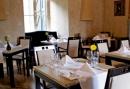 Restaurant in het kasteel