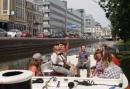 Reguliere rondvaart van 1.5 uur door Den Haag