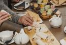 Groepsweekend op de Veluwe met High Tea workshop, midgetgolf en verrassingsmenu