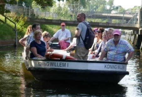 Rondvaart door Den Haag