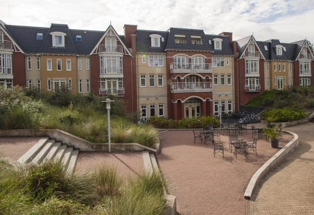 Prachtig 4 sterren hotel in Zeeland