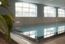 Zwembad in het hotel