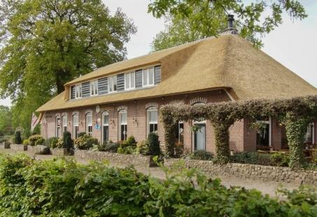 2 Dagen met Kerst genieten in een Landhotel in Drenthe