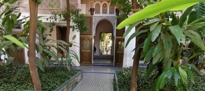 Lang weekend genieten in Marrakech