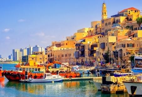 10-daagse groepsrondreis door Israel