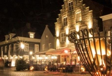 Kerstcruise - Winterse rondvaart van Den Bosch naar Heusden