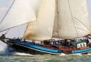 Prachtig zeilschip de Eendracht