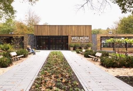 8 uurs vergaderarrangement in de bossen van Doorn, nabij Utrecht - Vergaderen in het groen!