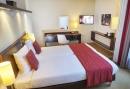 Comfort kamer met 2 losse bedden