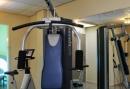 Fitness ruimte in het hotel