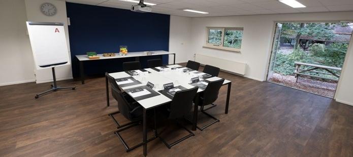 8-uurs vergaderarrangement in Midden Nederland - Vergaderen in een Paviljoen hotel
