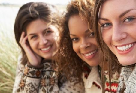 Vriendinnenweekend aan het strand in Wijk aan Zee in Strandhotel direct aan Zee