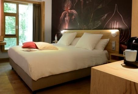 Hotelkamer Botanica