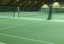 Tennisbaan indoor