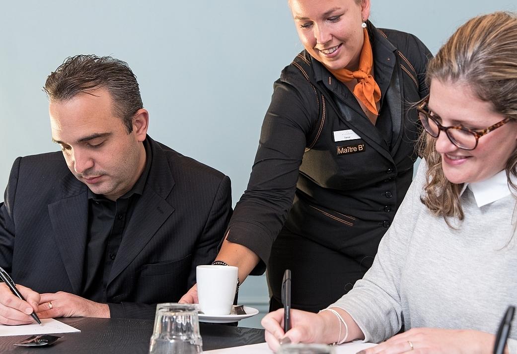 8 uurs vergaderarrangement in Zuid-Limburg - Vergaderen op een kasteel in Vaals